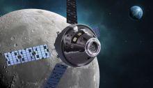 المركبة التي ستقل رواد الفضاء إلى القمر تحمل اسم أوريون