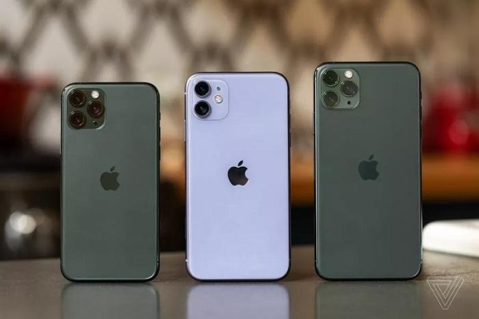 موديلات أيفون 11 التي أعلنت شركة أبل عنها في سبتمبر 219