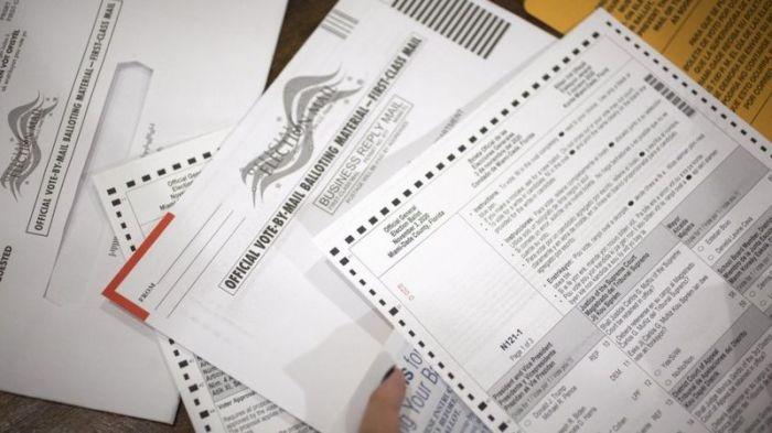 من المتوقع أن يؤدي التصويت عبر البريد إلى تأخير إعلان النتائج
