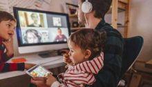 يميل الأشخاص الذين يعيشون مع الأطفال إلى اتباع أنماط حياة صحية