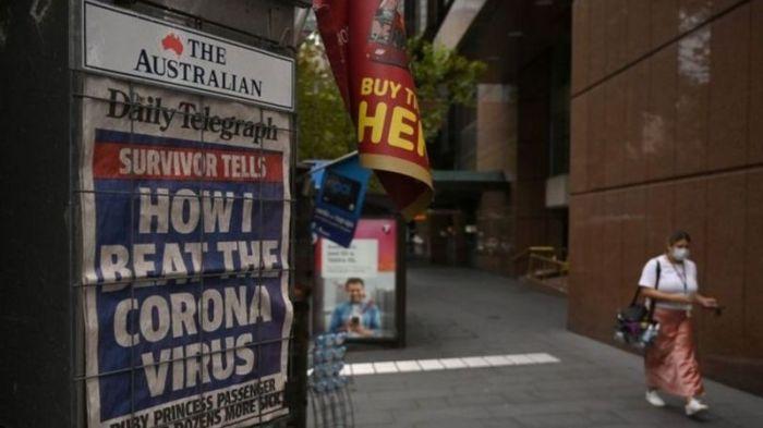 يسيطر ميردوخ على غالبية الصحف الأسترالية