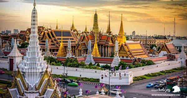 معبد بوذا الزمردي في بانكوك