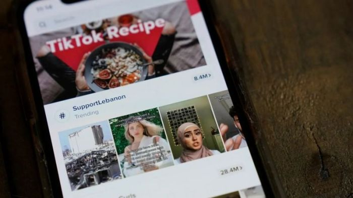 """تطبيق """"تيك توك"""" لديه 690 مليون مستخدم نشط شهريا حول العالم، منهم 100 مليون في الولايات المتحدة و 100 مليون آخرين في أوروبا"""