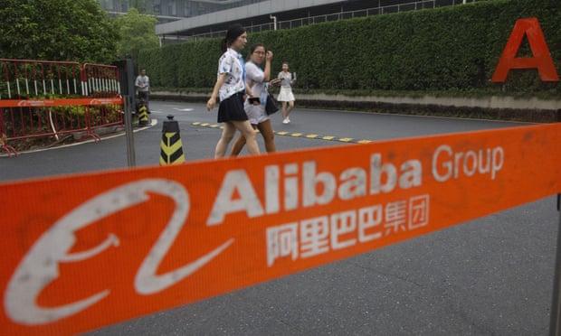"""تخضع إمبراطورية أعمال علي بابا التابعة لـ """"جاك ماي"""" للتحقيق من قبل السلطات الصينية بشأن """"الممارسات الاحتكارية المشتبه بها""""."""