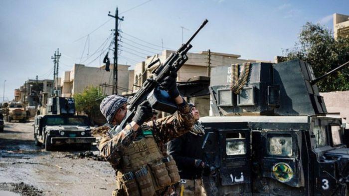 التقرير بين أن لدى التنظيم فدرات متقدمة في صنع الأسلحة