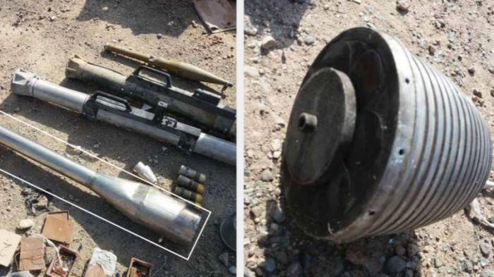 عثر على محرك النبض النفاث في مستشفى في الموصل في 2017