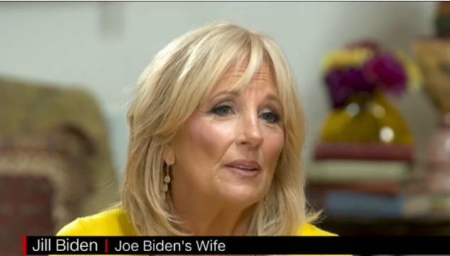 جيل بايدن زوجة الرئيس الأمريكي الجديد