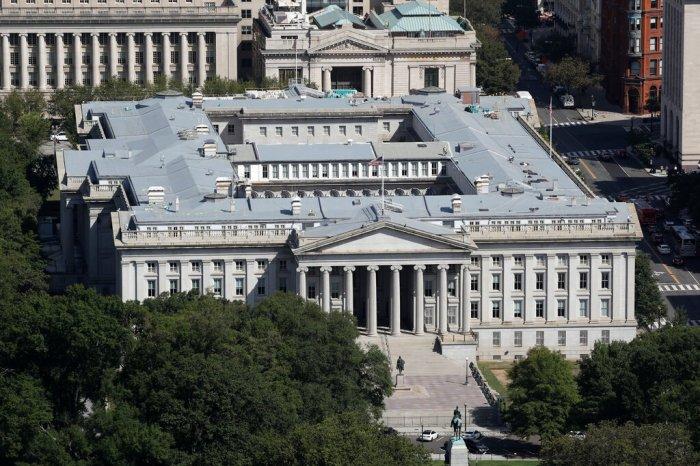 وزارة الخزانة الأمريكية من الوكالات الفيدرالية التي استهدفها القراصنة الروس