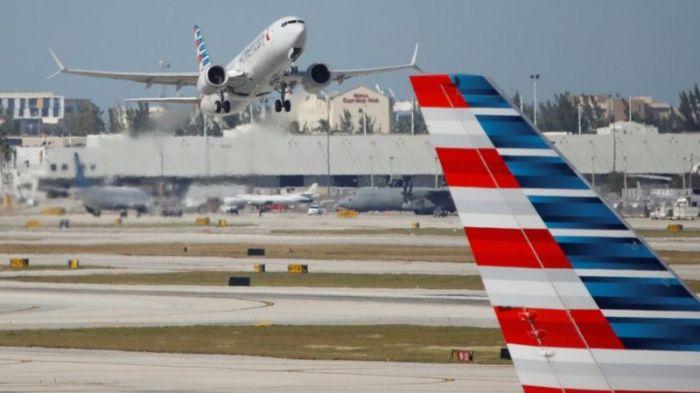 استأنفت طائرات بوينغ طراز 737 ماكس رحلاتها أواخر العام الماضي بعد توقف من مارس/آذار 2019