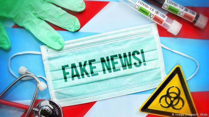 """باحثون: بعض القصص الإخبارية لم تذكر حقيقة أن بعض الأوراق البحثية حول كورونا """"لم يتم مراجعتها أو التحقق منها""""."""
