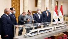 استقبل الرئيس عبد الفتاح السيسي، اليوم الأربعاء 13 يناير 2021، جو كايسر، الرئيس والمدير العام التنفيذي لشركة سيمنز