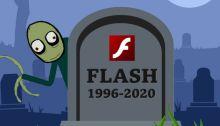 اشتهر برنامج فلاش لتشغيل الوسائط لعقود طويلة