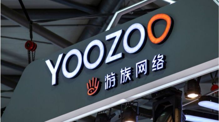 شركة يوزو للألعاب التي أسسها لين تشي