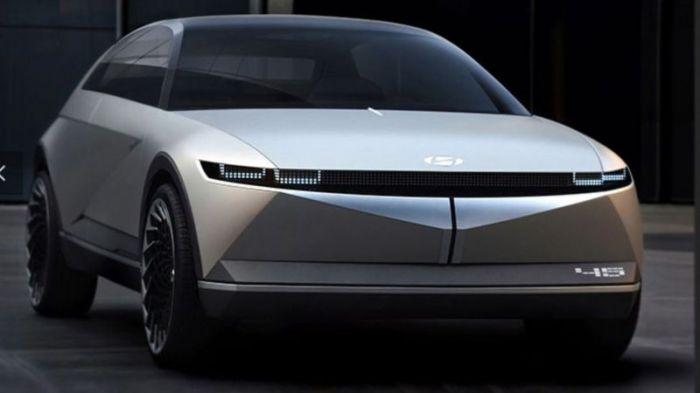 سيارة هيونداي الكهربائية التي كان مفترض إنتاجها بالتعاون مع شركة أبل
