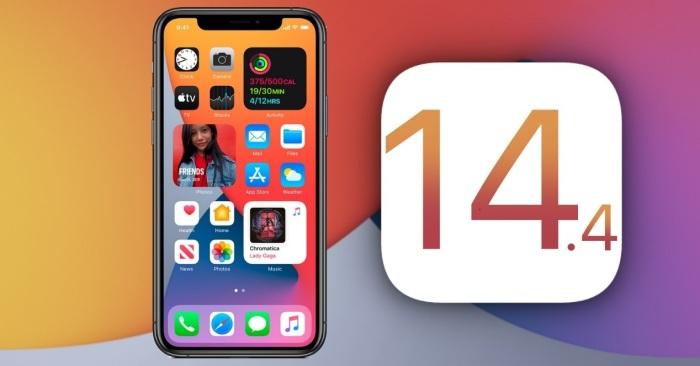 يجب علي مستخدمي موبيلات أيفون وأجهزة أيباد تحديث نظام التسغيل الي iOS 14.4 فورا للحماية من المخاطر الأمنية