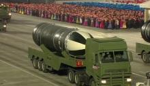 أطلقت كوريا الشمالية مجموعة من الصواريخ الجديدة