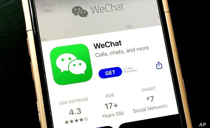 يستخدم تطبيق وي تشات حوالي 19 مليون مستخدم يوميا في الولايات المتحدة