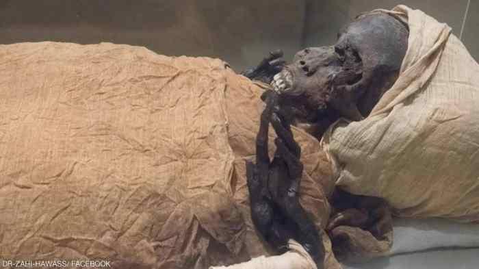 قتل الفرعون سقن رع تاعا الثاني على أيدي الهكسوس