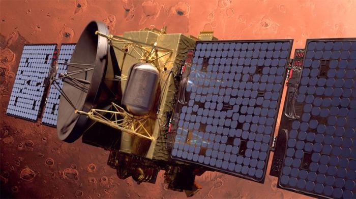 تعد بعثة مسبار الأمل الاستكشافية الأولى من بين ثلاث بعثات تصل إلى الكوكب الأحمر خلال الشهر الجاري