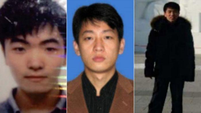 المتهمون الثلاثة قراصنة من كوريا الشمالية