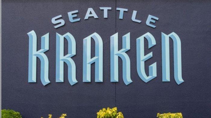شعار فريق الهوكي المحلي سياتل كراكن