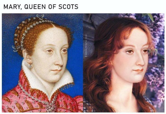 الملكة آن بولين