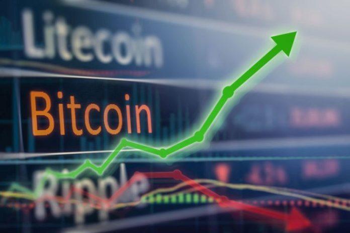 تباين شديد في أسعار العملة الرقمية بيتكوين