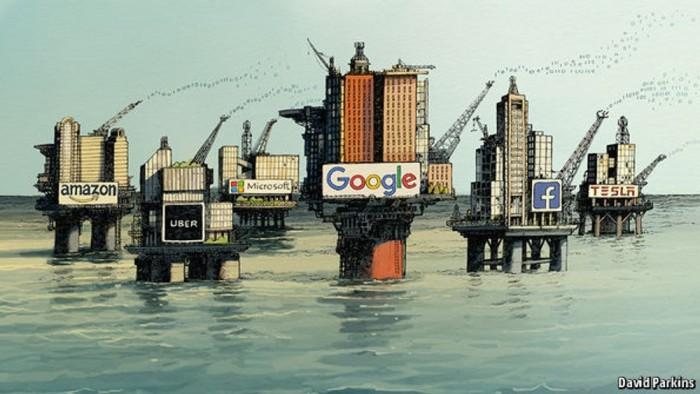 المعلومات أكثر قيمة وأهمية من كل مصادر الثروة بما فيها البترول