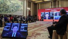 تحدث ماسك في المنتدى الصيني للأعمال 2021