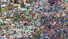 """العمل الفني الرقمي """"أول 5000 يوم"""" الذي بيع بمبلغ 70 مليون دولار"""