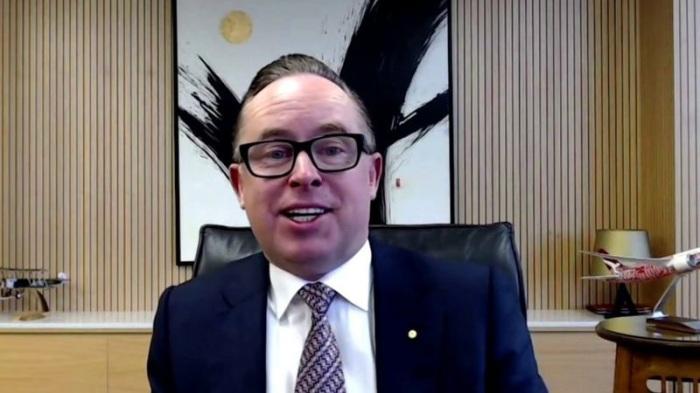 يرى رئيس الشركة الأسترالية العملاقة إن وضع التحصين ضد الوباء كشرط للسفر أمر ضروري