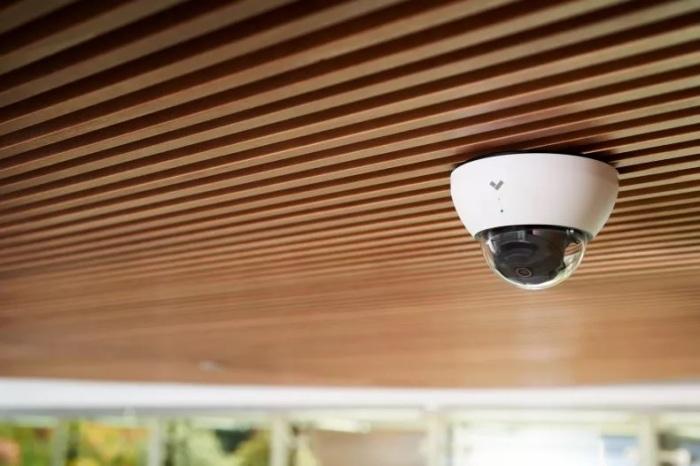 كاميرا مراقبة من إنتاج شركة فيركادا