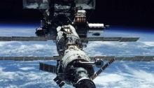 المحطة الفضائية الدولية