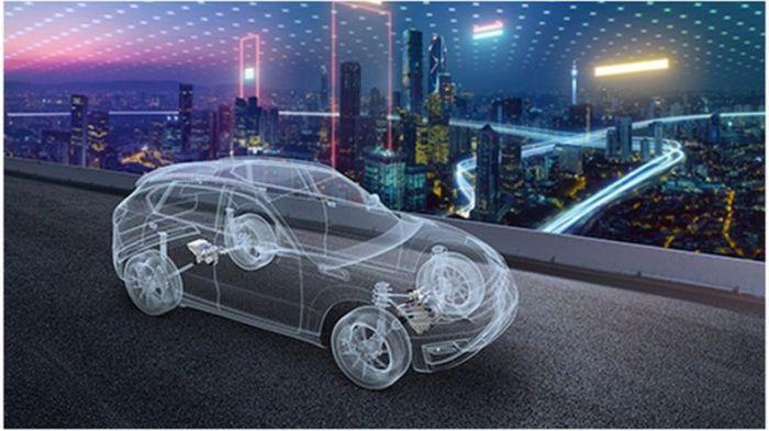 """أطلقت """"أل جي"""" مشروعاً مشتركاً مع شركة """"ماجنا انترناشيونال"""" المزودة للسيارات من أجل تصنيع مكونات أساسية للسيارات الكهربائية."""