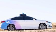 سيارة ذاتية القيادة تابعة لشركة ليفت