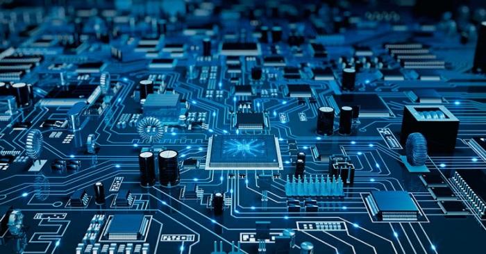 السليكون هم المكون الرئيسي للشرائح الإلكترونية