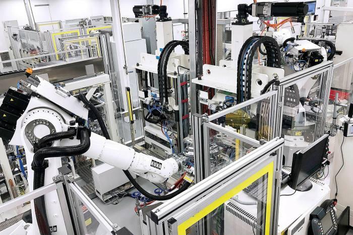 تعمل Cellcentric بشكل مكثف لإعداد إنتاج خلايا الوقود