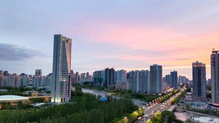 يُعتقد أن شينجيانج هي واحدة من أكثر المناطق التي تخضع للمراقبة في العالم