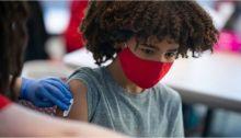 تطعيم الأطفال بدأ في بعض الدول