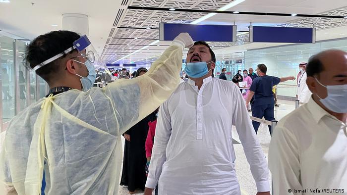 مطار الملك عبد العزيز في جده