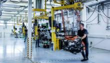 سيبدأ المشروع المشترك بين دايملر وفولفو Cellcentric في إنتاج خلايا الوقود من الهيدروجين في عام 2025