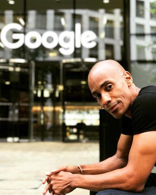 كاماو بوب رئيس قسم استراتيجية التنوع في شركة جوجل