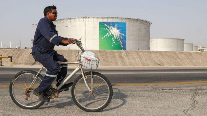 موقع لشركة أرامكو في السعودية