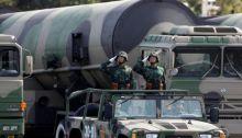 تفيد التقارير بأن الصين تعمل على زيادة ترسانتها من الأسلحة النووية التي لا تزال صغيرة.
