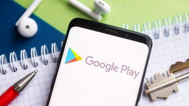 منصة تطبيقات نظام أندرويد من شركة جوجل