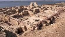 ينقب الأثاريون الأوروبيون في الموقع بمدينة ماريا بالقرب من الساحل الجنوبي لبحيرة مريوط، في محافظة الإسكندرية، منذ سبعينات القرن الماضي