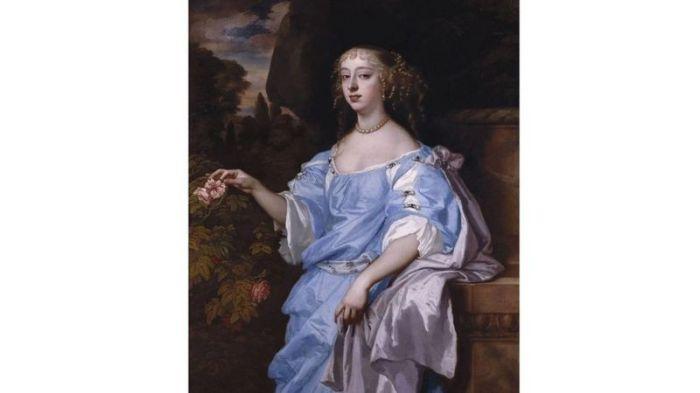 تميل صور القرن السابع عشر إلى تصوير الأرستقراطيين وأفراد العائلة المالكة