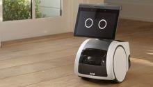 طوروت شركة أمازون الروبوت المنزلي أسترو