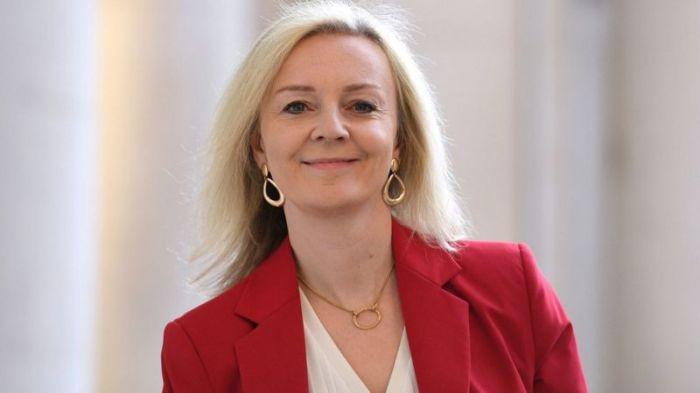 تولت ليز تروس منصب وزير الخارجية في تعديل وزاري قبل أيام