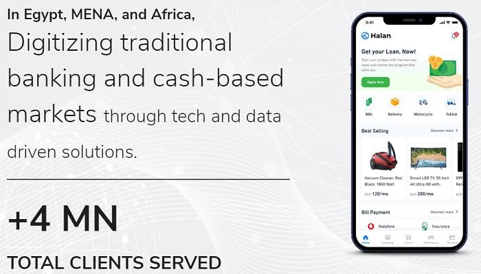 شركة MNT Halan للخدمات المالية الإلكترونية